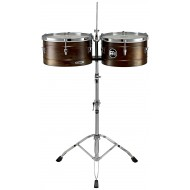 "Тимбалес MEINL Marathon® Series Timbales 14"" & 15"" Antique Finish"